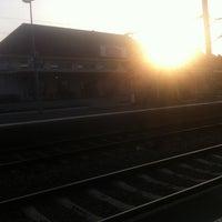 Photo taken at Gare SNCF de Saumur by Olivier L. on 3/31/2012
