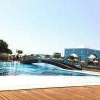 Photo taken at Hilton Water Sports by Yusuf on 8/15/2012