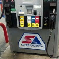 Photo taken at SuperAmerica by Dustin R. on 6/14/2012