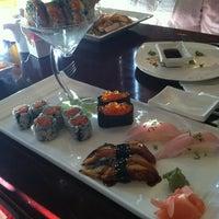 Photo taken at Sakura Japanese Steak House by Jeffrey B. on 6/12/2012