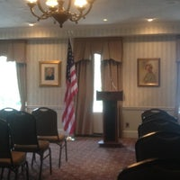 Photo taken at Capitol Hill Club by Bradley C. on 7/19/2012