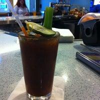 Photo taken at Grey Goose Martini Lounge by Dedra D. on 4/26/2012