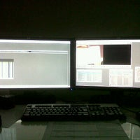 Photo taken at Post Production MNCTV by Andina R. on 2/13/2012