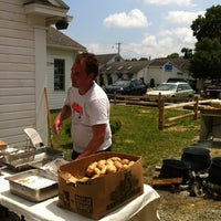 Photo taken at The Meat Market by Holley A. on 7/4/2012