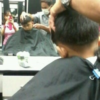 Photo taken at GQ Barber Shop @SM Molino by Zee C. on 8/18/2012
