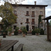 Photo taken at Villa Corte Degli dei by Kelly O. on 4/13/2012