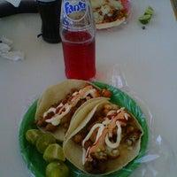 Photo taken at Fullenio's Taco Fish by Ramiro C. on 4/15/2012