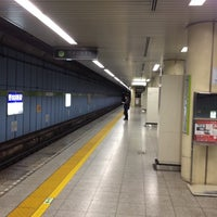 Photo taken at Kikukawa Station (S12) by N村 僚. on 4/23/2012