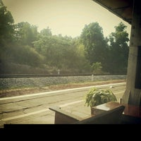 Photo taken at Barkur Railway Station by Apoorva J. on 6/2/2012