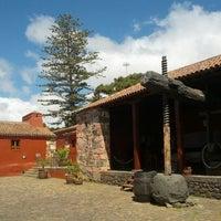 Photo taken at Casa del Vino La Baranda by David P. on 8/7/2012