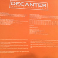 Photo taken at Decanter by Justine M. on 6/6/2012