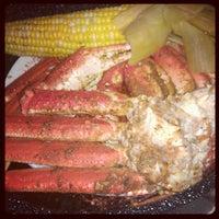 Photo taken at Joe's Crab Shack by Jason M. on 4/8/2012