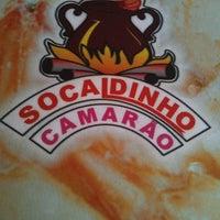 Foto tirada no(a) Socaldinho Camarão por Rosane F. em 6/17/2012