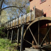 Photo taken at Colvin Run Mill by Chris M. on 4/7/2012