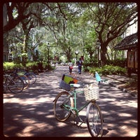 Photo taken at Harrison Randolph Hall, College of Charleston by Jeni B. on 6/21/2012