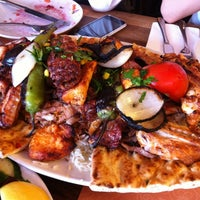 Photo taken at Gökyüzü Restaurant by Jade L. on 6/28/2012