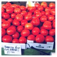 Photo taken at Winter Garden Farmer's Market by Matthew G. on 7/7/2012