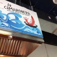Photo taken at La Camaronera by Eddie R. on 8/1/2012