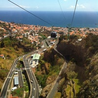 Photo taken at Teleférico do Funchal by Luis B. on 5/3/2012