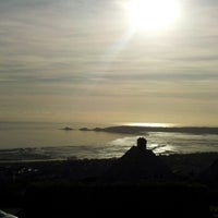 Photo taken at Swansea Bay Beach by Lee T. on 9/2/2012