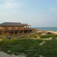 Photo taken at Ocean Village Hotel by Kris L. on 6/27/2012