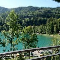 Das Foto wurde bei Schloss Fuschl Resort & Spa, Fuschlsee-Salzburg von Andreas R. am 8/21/2012 aufgenommen