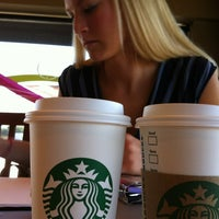 Photo taken at Starbucks by Paul on 8/7/2012