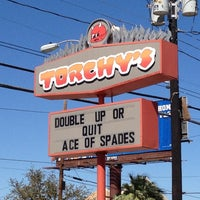 Photo taken at Torchy's Tacos by Federico G. on 3/4/2012