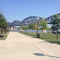 Photo taken at Waterfront Park by Kelly on 8/29/2012