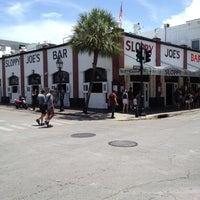 Photo taken at Sloppy Joe's Bar by Betsy M. on 8/17/2012