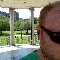 6/1/2012 tarihinde Eric P.ziyaretçi tarafından Parkman Bandstand'de çekilen fotoğraf