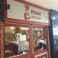 Photo taken at Rian Restaurante by Marcello L. on 7/7/2012
