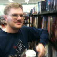 Photo taken at Barnes & Noble Café by Bud D. on 4/9/2012