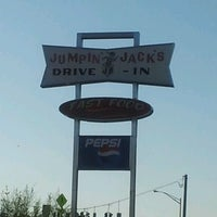 Photo taken at Jumpin' Jacks Drive-In by Eunique P. on 4/16/2012