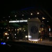 Photo taken at Starbucks Coffee by Khae on 4/8/2012