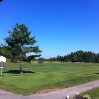 Photo taken at Freeport Golf Course by Greg S. on 8/27/2012
