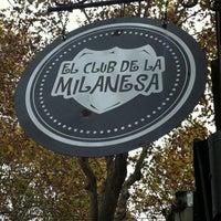 Foto tirada no(a) El Club de la Milanesa por Carmela P. em 5/26/2012
