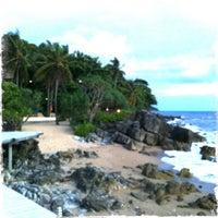 Photo taken at Moonlight Bay Resort Koh Lanta by Ali C. on 5/1/2012