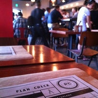 photo taken at plan check kitchen bar by charina p on 829 - Plan Check Kitchen