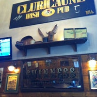Foto scattata a The Cluricaune Irish Pub da Carolina D. il 5/10/2012