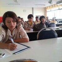 """Photo taken at Betong """"Wiraratprasan"""" School by Mo T. on 7/23/2012"""
