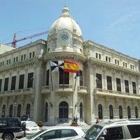 Photo taken at Ayuntamiento de Ceuta by Ramón R. on 6/7/2012