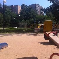 Снимок сделан в Чапаевский парк пользователем Феерия 7/8/2012