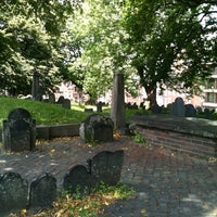 Photo prise au Copp's Hill Burying Ground par Jim Y. le6/9/2012