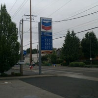 Photo taken at Chevron by Motorcycle D. on 7/13/2012