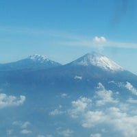 Photo taken at Puebla International Airport (PBC) by Nacho L. on 9/5/2012