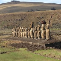 Photo taken at Easter Island by Paula A. on 6/5/2012