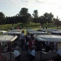 Photo taken at Oak Glen Golf Course by Trevor S. on 8/10/2012