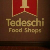 Photo taken at Tedeschi Food Shops by Jill G. on 9/6/2012