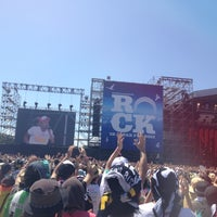 Photo taken at ROCK IN JAPAN FESTIVAL by あゆむ は. on 8/5/2012
